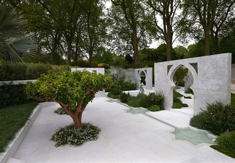 Garden Of Quran Preview Day At The 2015 Chelsea Flower Show