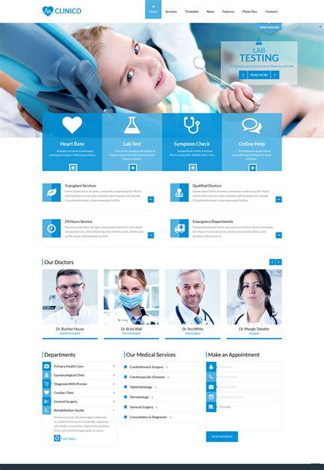 health and wellness website templates 15 beautiful website templates for and health