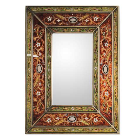 antique wall mirrors decorative best decor things