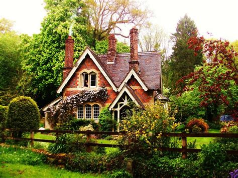 Tudor Style House Plans by 30 Amazing Fairy Tale Cottages From Around The Globe