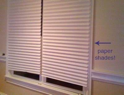 How To Make Paper Blinds - decorating 187 temporary window shades inspiring photos