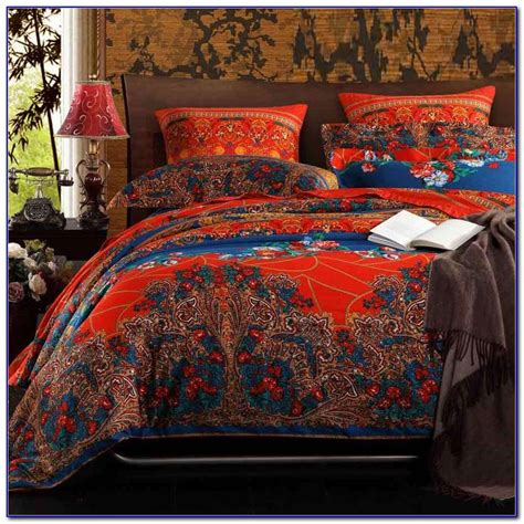 boho bedding twin xl bohemian comforter sets twin xl bedroom home design