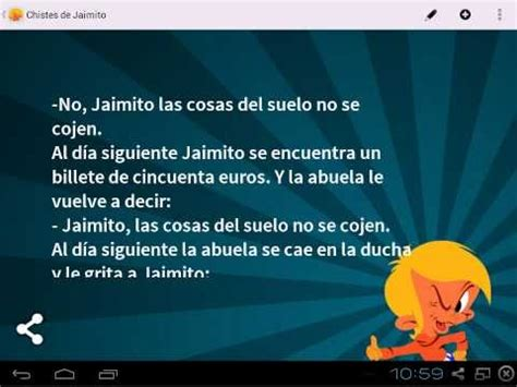 chistes de jaimito android apps on google play