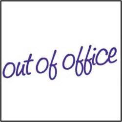 out of the office sign template best photos of out of office sign template office closed