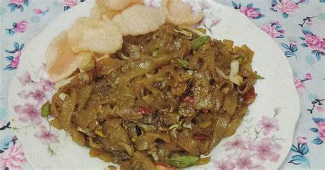 resep kwetiaw rebus enak  sederhana cookpad