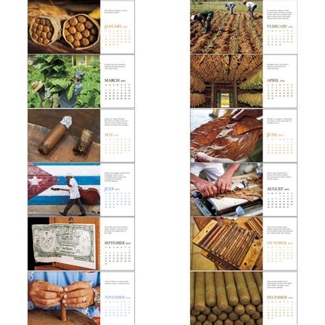 Cuba Calend 2018 2018 Cuban Cigars Desk Calendar 6 Quot X 4 1 2 Quot Imprinted