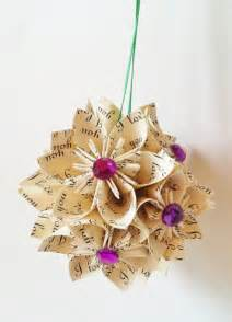 handmade paper craft decorations family