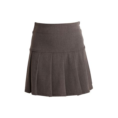 knife pleat school skirt 7054