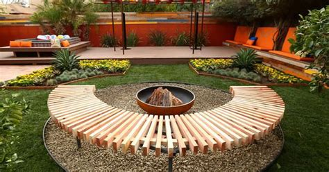 ideas for a backyard 28 backyard seating ideas worthminer
