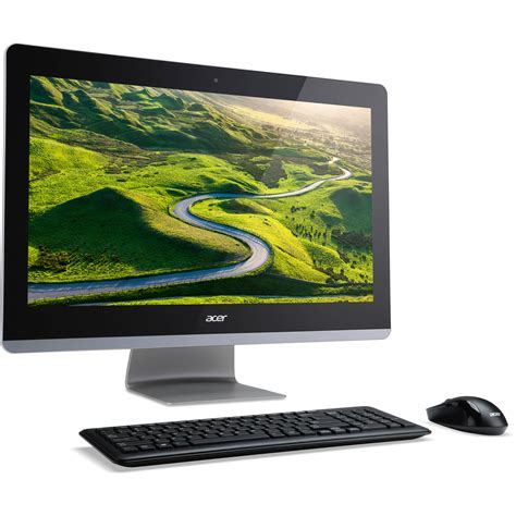 acer 23 8 quot aspire z3 all in one desktop dq b86aa 001