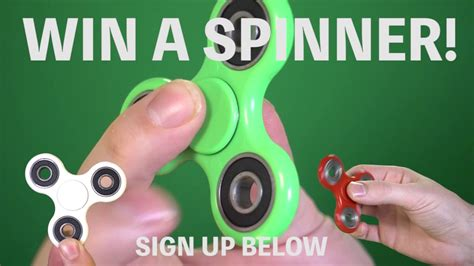 Spinner Giveaway - fidget spinner giveaway winaspinner com youtube