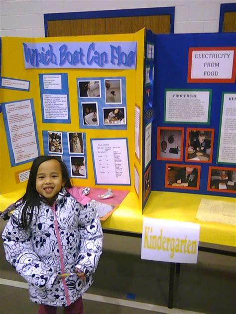 How To Do A Great Elementary Science Fair Project And Science Fair Presentation Ideas