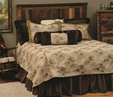 pine bedding pine forest deluxe bedding set