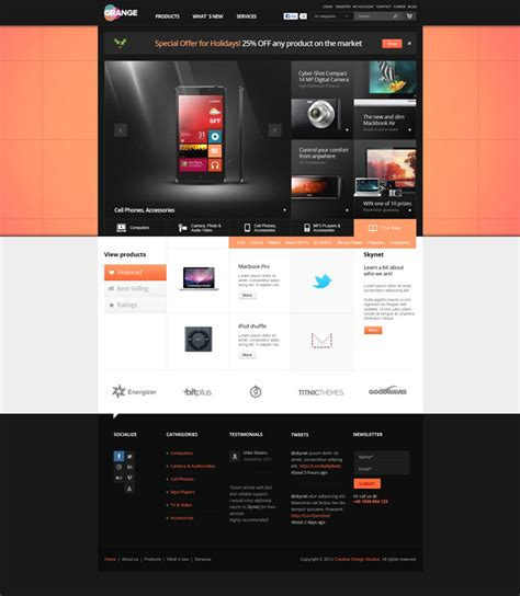 design layout web online modern website layout designs for inspiration 22 exles