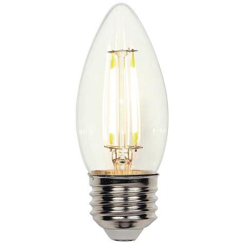 decorative light bulbs medium base westinghouse 40w equivalent soft white 2 700k decorative