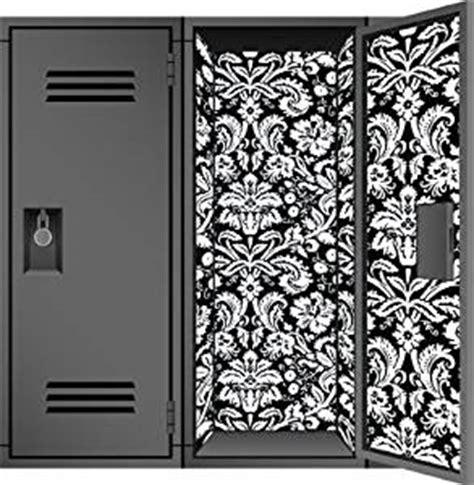black and white wallpaper amazon locker designz deluxe magnetic locker wallpaper damask