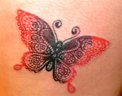 lace butterfly ink and tattoo s pinterest