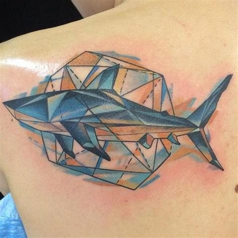 geometric animal tattoo designs 25 awesome geometric animal tattoos strepik temporary