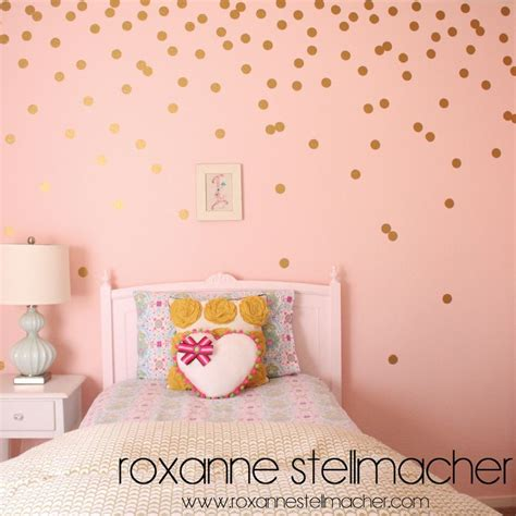 polka dot wall decals coral walls polka dot wall decals