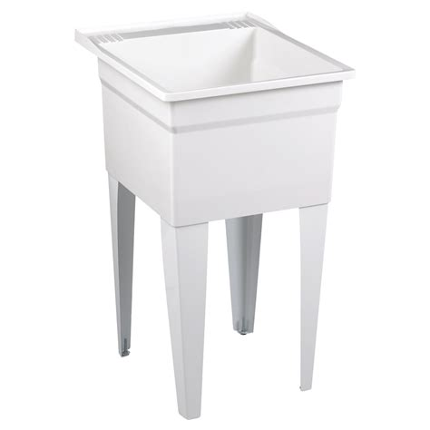 plastic utility sink with drainboard home depot elkay sink elkay signature top mount stainless