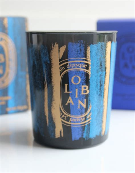 diptyque candele diptyque oliban candle 2015 the sunday