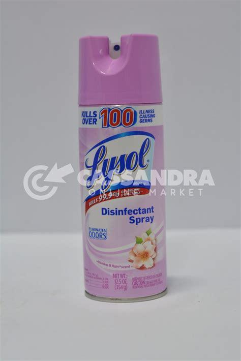 lysol disinfectant spray  oz cassandra  market