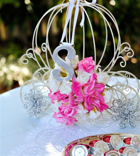 and carriage centerpieces bridal shower centerpiece help wire carriage weddingbee