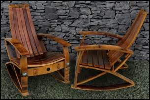 Wine Adirondack Chair by Wine Barrel Adirondack Chair Plan Dma Homes 82491