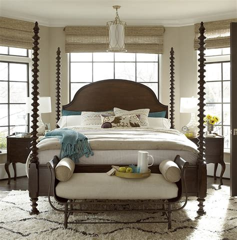 Four Poster Bed by Sonoma Four Poster Bed Frame Zin Home