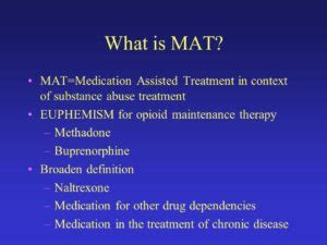Methadone Assissted Detox by Medication Assisted Treatment Florida Medication