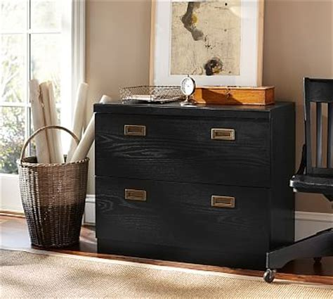 pottery barn lateral file cabinet reynolds 2 drawer lateral file cabinet pottery barn