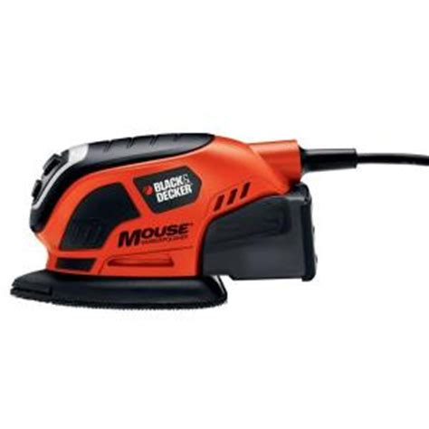 black decker mouse detail sander ms800b the home depot