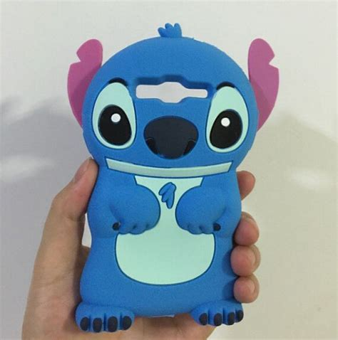 3d stitch soft silicone back cover for samsung galaxy