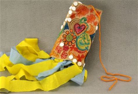 Paper Bag Arts And Crafts - and easy paper bag crafts for