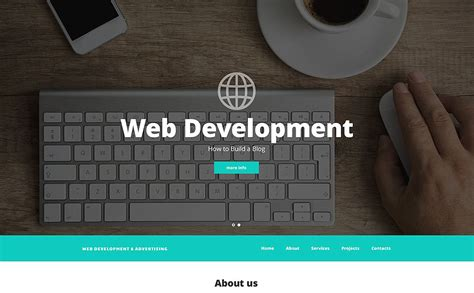 web design and advertising website template 52537 web design and advertising website template 52537