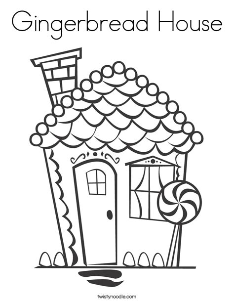 blank gingerbread house coloring pages gingerbread house coloring page twisty noodle