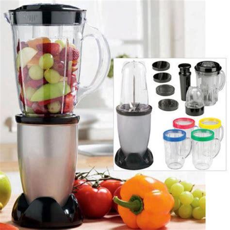 Food Blender Smoothie Maker 17pc Magic Bullet Multi Blender Food Mixer Smoothie Maker