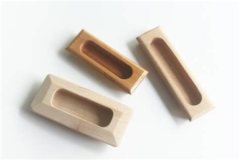 Wood Drawer Handles by Unfinished Wooden Knobs For Drawers Wooden