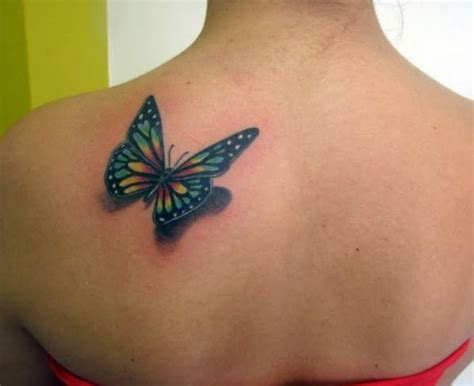 small 3d butterfly tattoos 3d butterfly tattoos for the most beautiful 3d