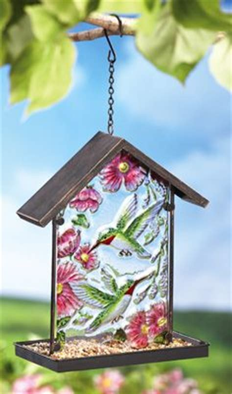 Beautiful Bird Feeders Glass Hummingbird Bird Feeder For The Birds