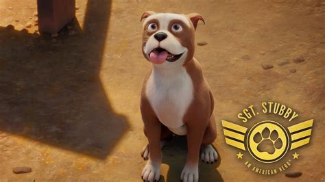 Sgt Stubby Story True Story Sgt Stubby Set For April Release New Trailer Released Moviehole