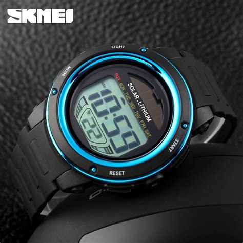 Jam Arloji Skmei Solar Power jual beli skmei solar power jam tangan led water