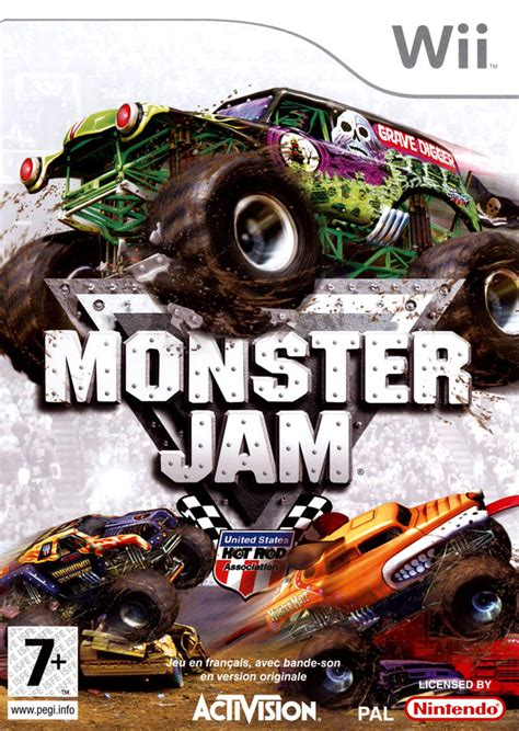 monster trucks jam games all gaming download monster jam wii game free