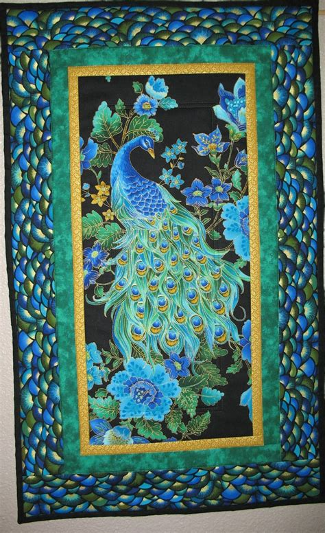 Peacock Quilt Fabric by 25 Unique Peacock Quilt Ideas On Quilt