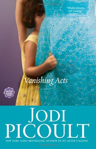 vanishing acts the library goddess vanishing acts by jodi picoult