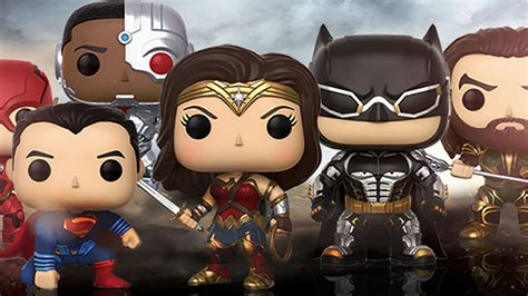 Funko Pop Dc Justice League 2017 Batman justice league funko pops include superman nerdist