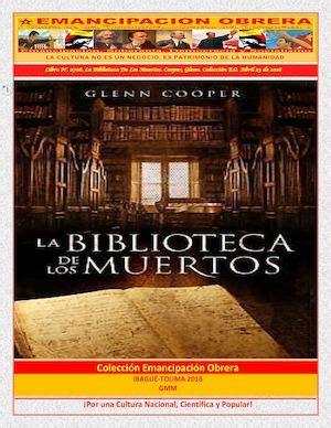 la biblioteca de los muertos libro e descargar gratis calam 233 o libro n 176 2706 la biblioteca de los muertos cooper glenn colecci 243 n e o abril 23 de 2016