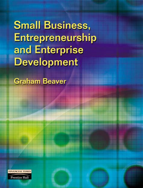 Mba Small Business Entrepreneurship by Pearson Education Small Business Entrepreneurship And