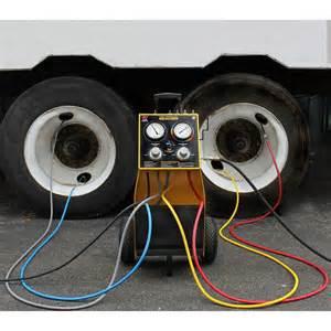 Tire Air Pressure Equalizer 5 Tire Pressure Equalizer System