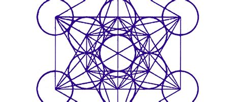 metatrons cube holistic view point blog